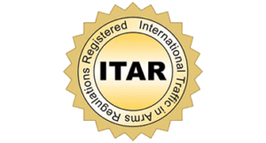 International Traffic in Arms Regulations (ITAR) logo