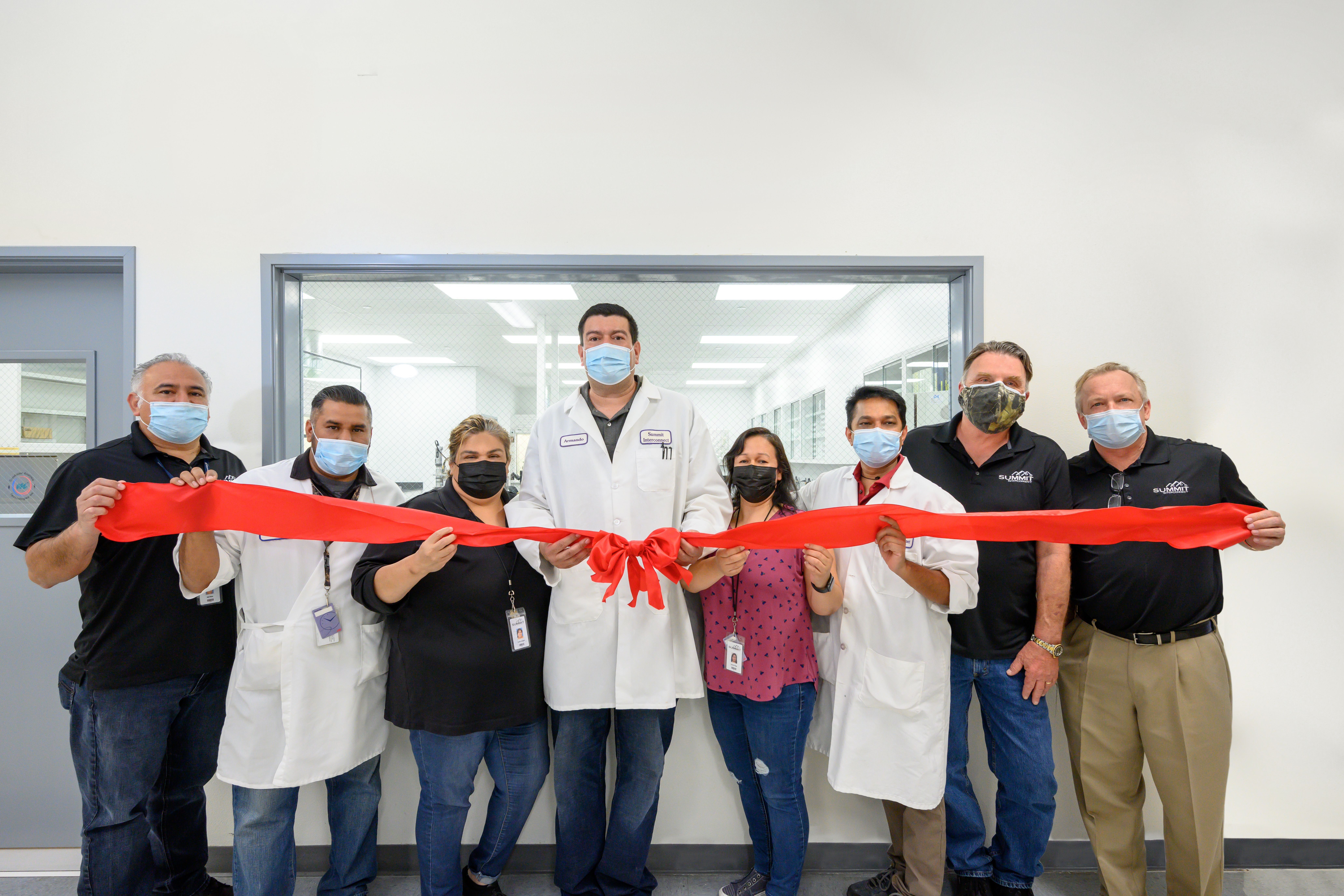 Summit Interconnect Anaheim Opens New State of the Art Laboratory